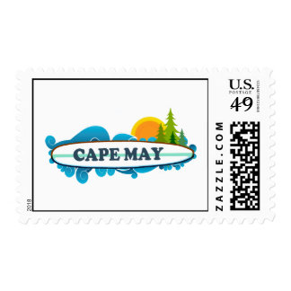 Cape May. Postage