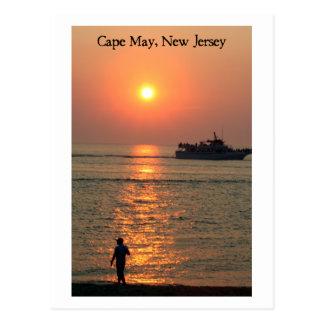 Cape May Postcard