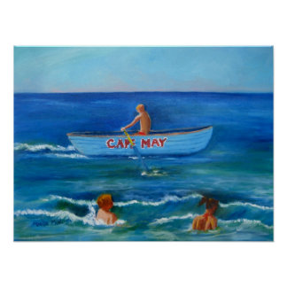 Cape May Poster