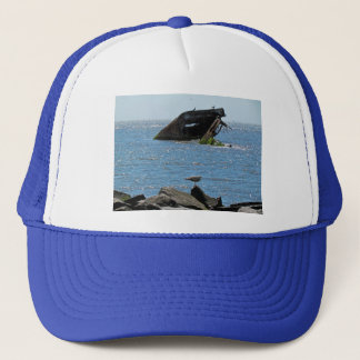 Cape May Shipwreck Trucker Hat