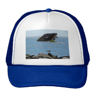 Cape May Shipwreck Trucker Hat