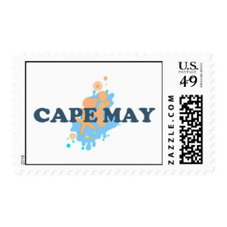 Cape May. Stamps