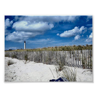 Cape May summer Poster