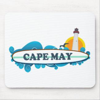 Cape May. Tapetes De Raton