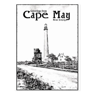 Cape May Postales