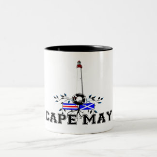 Cape May Two-Tone Coffee Mug