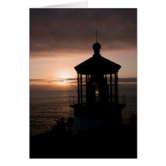 Cape Meares Lighthouse  4973 Card