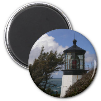 Cape Meares Lighthouse Refrigerator Magnet