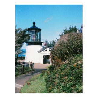 Cape Meares Lighthouse, Oregon Postcard