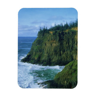 Cape Meares Oregon Coast Rectangular Photo Magnet