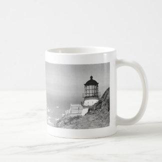 Cape Mendocino Lighthouse Coffee Mug