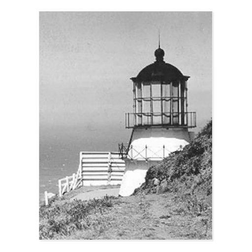 Cape Mendocino Lighthouse Postcards
