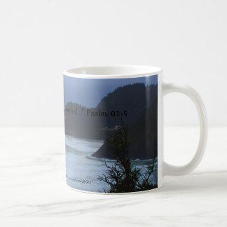 Cape Mist Mug w/Scripture Verse