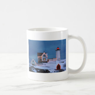 Cape Neddick Light Maine Coffee Mug