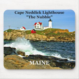 Cape Neddick Light, Maine mousepad
