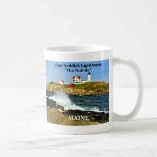 Cape Neddick Light ('the Nubble'), Maine Coffee Mug