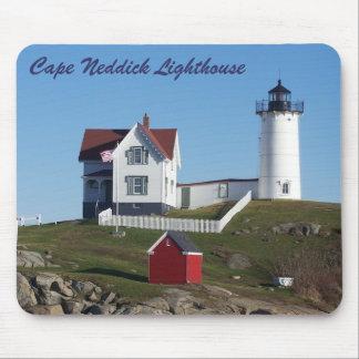 Cape Neddick Lighthouse Mouse Pad