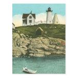 Cape Neddick Lighthouse Post Card