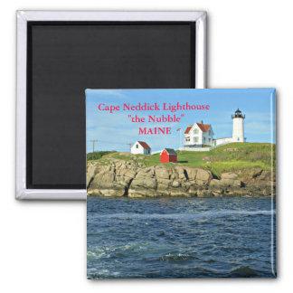 Cape Neddick Lighthouse - The Nubble, Maine Magnet