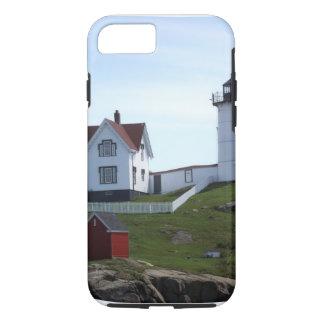 Cape Neddick Lighthouse York Maine iPhone Case