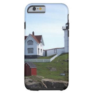 Cape Neddick Lighthouse York Maine iPhone Case Tough iPhone 6 Case