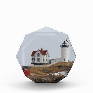 Cape Neddick - Nubble Light Acrylic Award