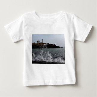 Cape Neddick / Nubble Light Baby T-Shirt
