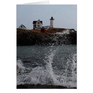 Cape Neddick / Nubble Light Card