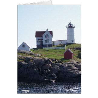 Cape Neddick - Nubble Light Card