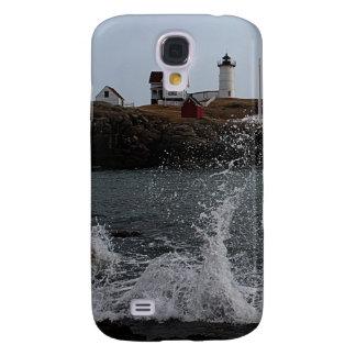 Cape Neddick / Nubble Light Galaxy S4 Cases