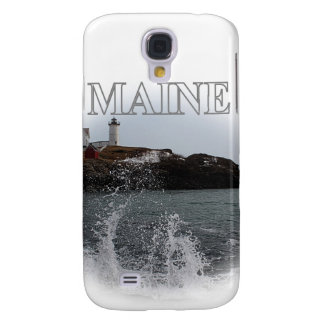Cape Neddick / Nubble Light Galaxy S4 Covers
