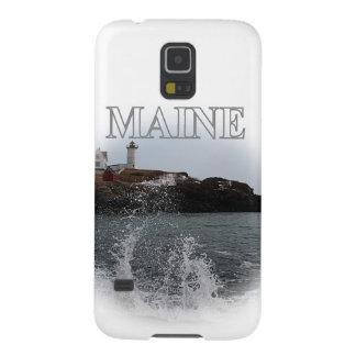 Cape Neddick / Nubble Light Case For Galaxy S5