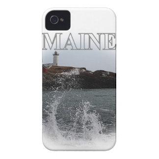 Cape Neddick / Nubble Light iPhone 4 Case-Mate Case