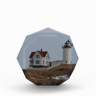 Cape Neddick / Nubble Light in Winter Award