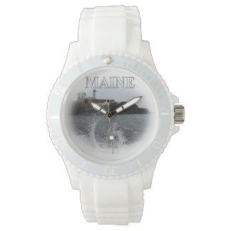 Cape Neddick - Nubble Light Maine Wrist Watches
