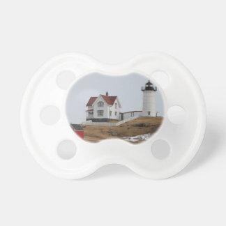 Cape Neddick - Nubble Light Pacifier