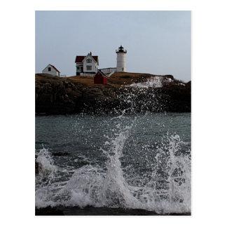 Cape Neddick / Nubble Light Postcard