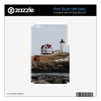Cape Neddick - Nubble Light Skin For iPod Touch 4G