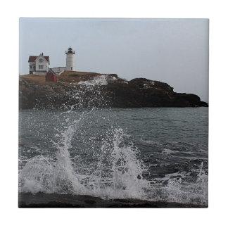Cape Neddick / Nubble Light Tile