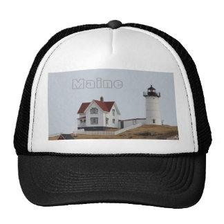 Cape Neddick - Nubble Light Trucker Hat
