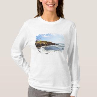 Cape Neddick 'Nubble' Lighthouse in Maine T-Shirt