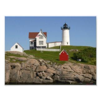 Cape Neddick (Nubble) Lighthouse-Print Photo Print
