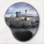 "Cape Neddick  &quot;Nubble&quot; lighthouse York, Maine WOW! Gel Mouse Pad<br><div class=""desc"">The beautiful Cape Neddick &quot;Nubble&quot; lighthouse in York, Maine. A stunning one of a kind photo from Photographer Sandra Forbes. Look at this wonderful lighthouse while you are working at your desk, dreaming about times to come and times gone by enjoying the incredible beauty and calmness of one of the...</div>"