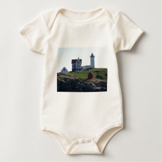 Cape Neddick / The Nubble Light 2 Baby Bodysuit
