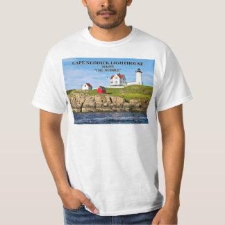 "Cape Neddick, ""the Nubble"" Lighthouse T-Shirt"