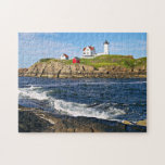 "Cape Neddick &quot;the Nubble&quot; Lighthouse, York Maine Jigsaw Puzzle<br><div class=""desc"">Cape Neddick &quot;the Nubble&quot; Lighthouse,  York Maine</div>"