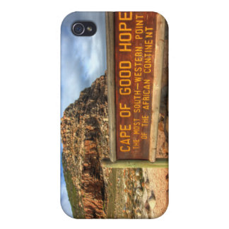 Cape of Good Hope - iPhone 4 Case
