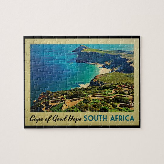 Cape of Good Hope South Africa Jigsaw Puzzle