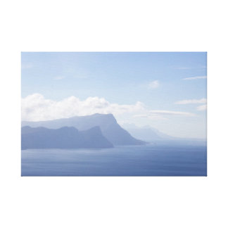 Cape Peninsula, South Africa, Canvas Print