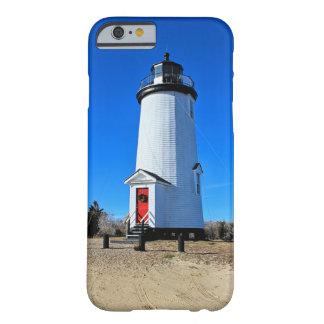 Cape Poge Lighthouse, Massachusetts iPhone Case